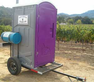 vineyard management portable toilet rental service in napa